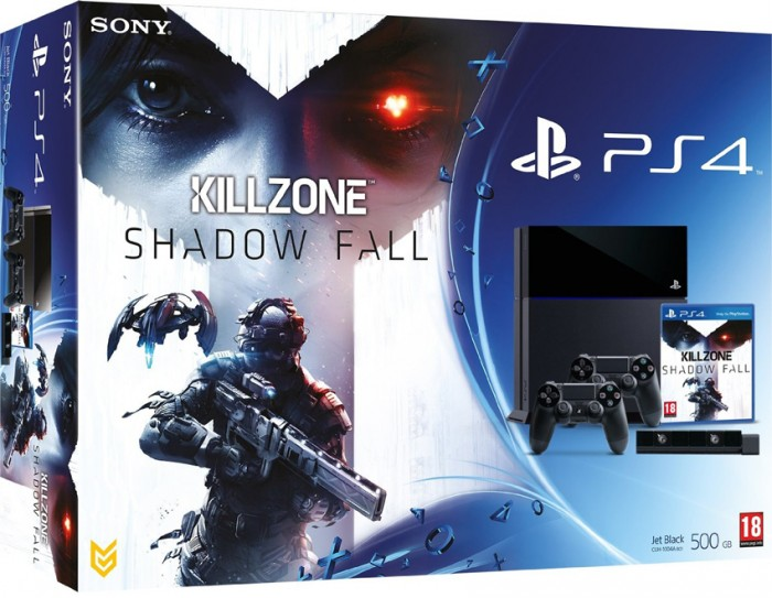 Shadow Fall PS4 Bundle