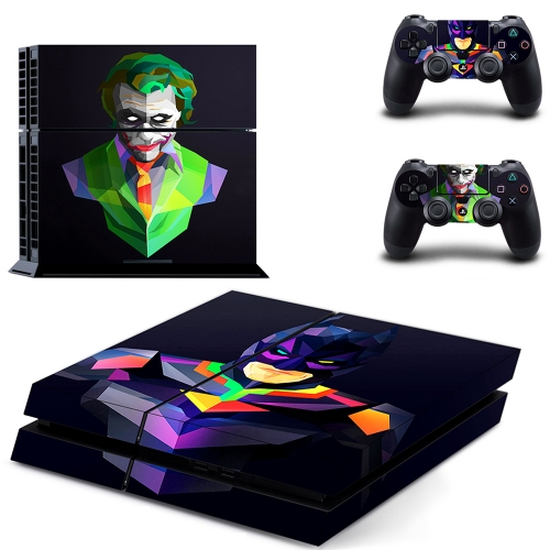 Batman Painting Art Sticker PS4