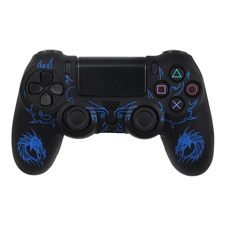 Dualshock 4 Blue Dragon Case