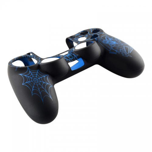 Dualshock 4 Blue Spider Case