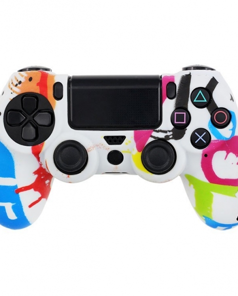 Dualshock 4 Colorful Case